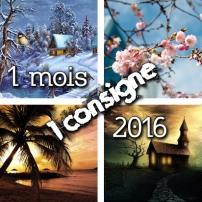 challenge 1 mois 1 consigne 2016