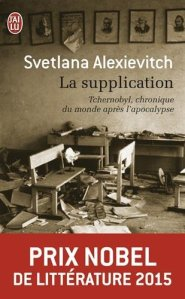 La supplication de Svetlana Alexievitch
