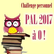 Challenge PAL 2017 a 0