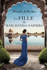 La fille du marchand de saphirs Dinah Jeffries_1